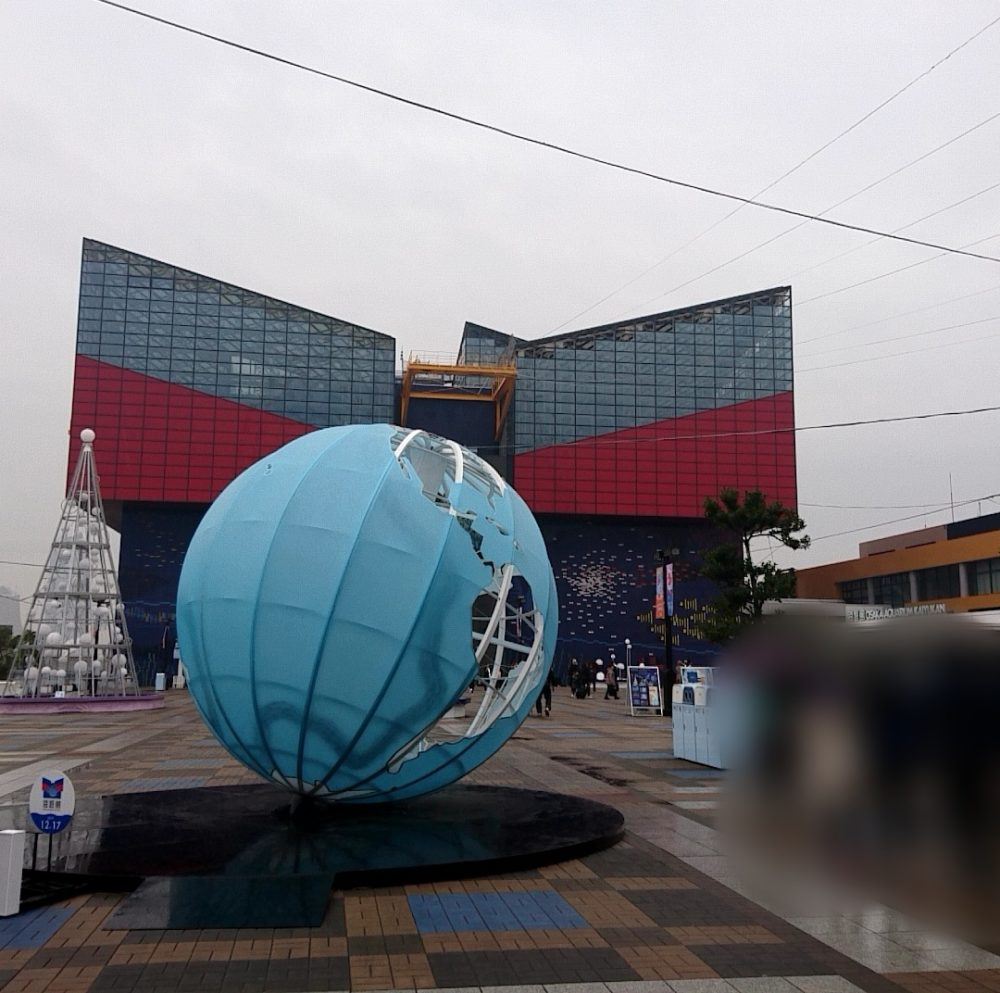 大阪の海遊館