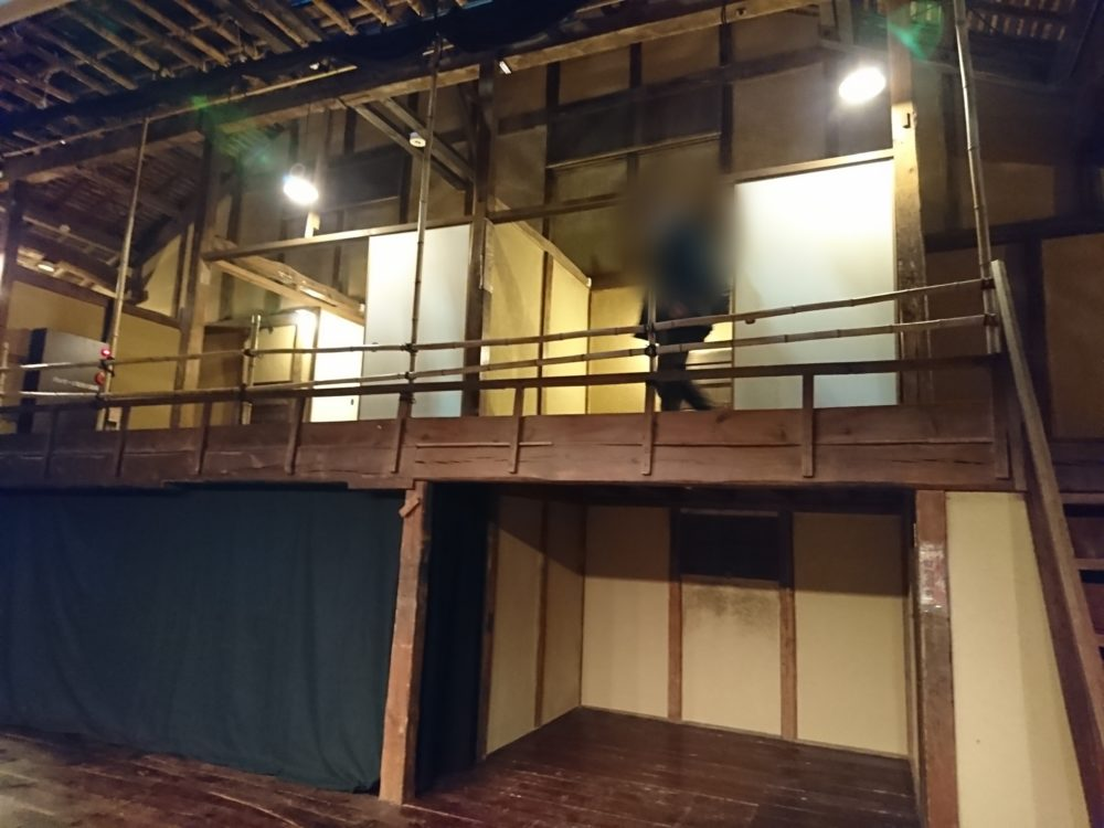 ポイントバケーション城崎から観光に来れる出石市の永楽館