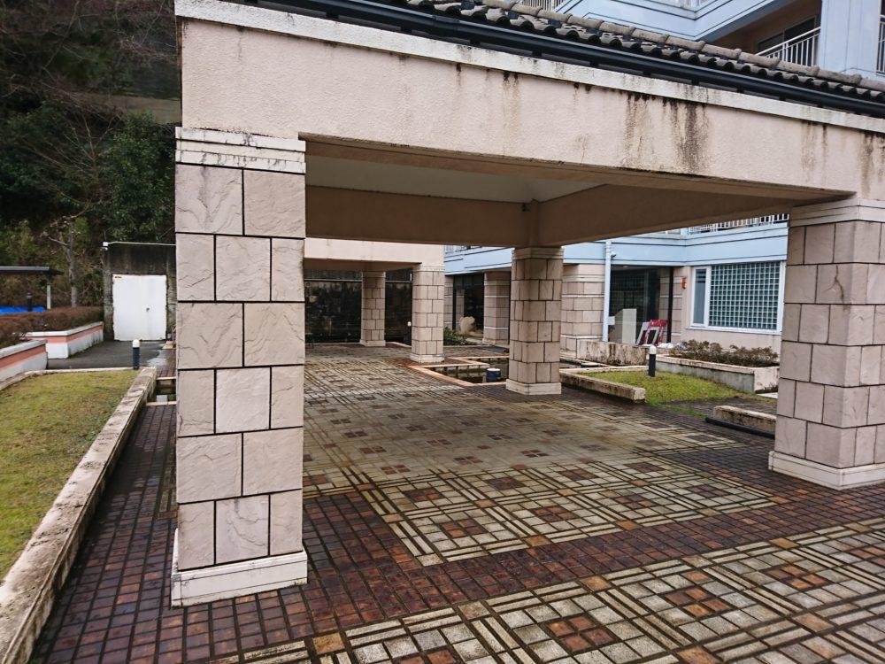 ポイントバケーション城崎温泉の外観