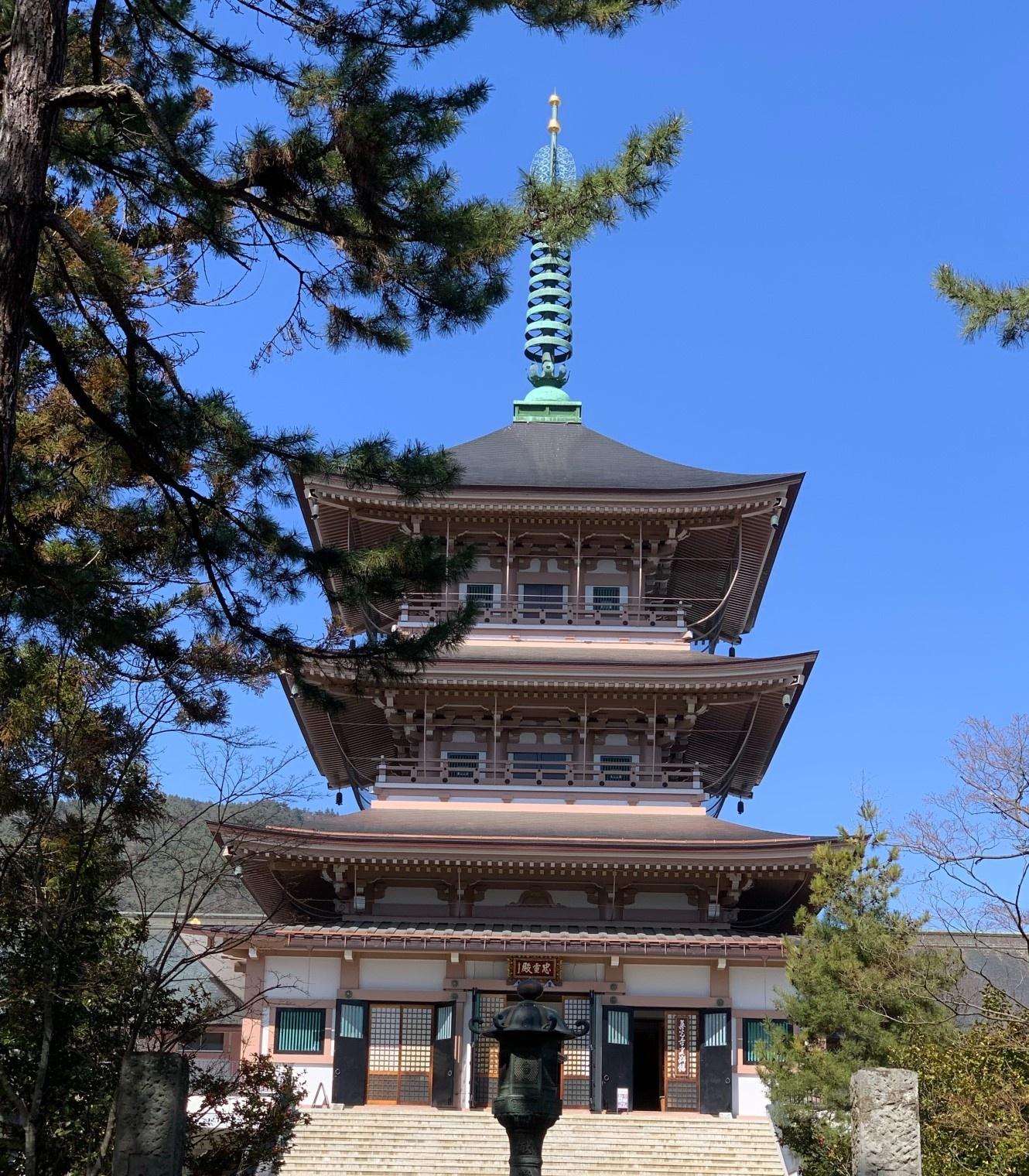 善光寺の日本忠霊殿・善光寺資料館