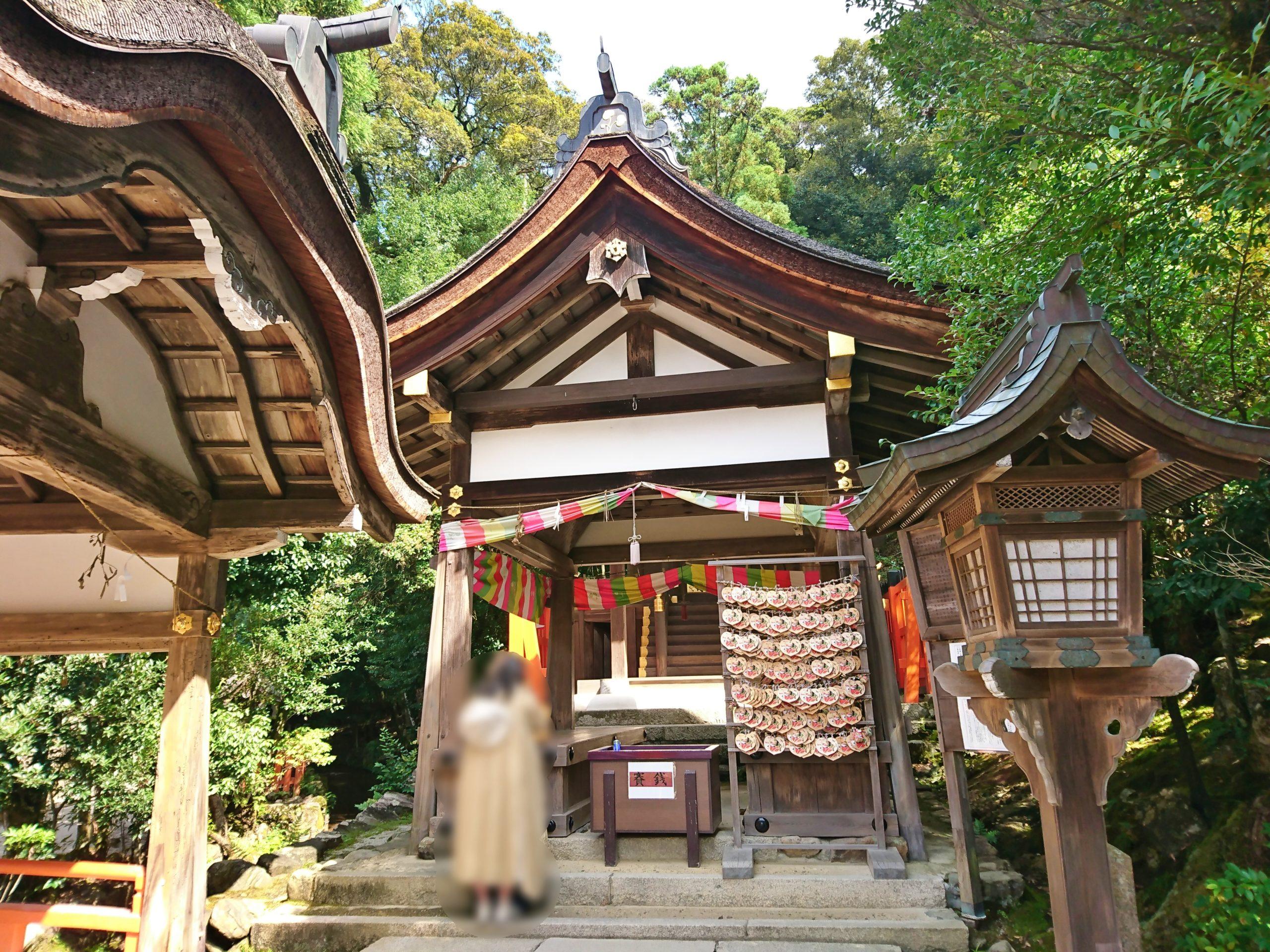 上賀茂神社の片岡神社